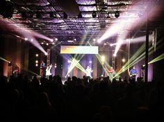 Worship was amazing as always