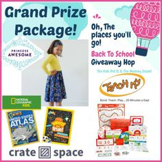 Oh The Place You'll Go #Backtoschool2017 #Giveaway @the2kidsdidit 	http://thekidsdidit.com/2017/08/oh-the-places-youll-go-with-these-sponsors/  http://www.teachmy.com/teach-my-kindergartener-learning-kit.html