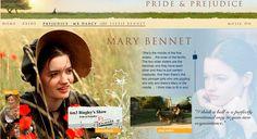 Mary Bennet's Description