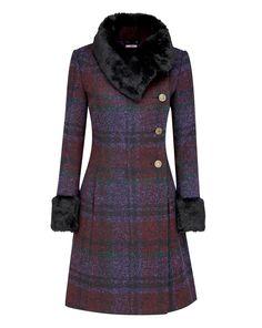 Carolines Favourite Coat by Joe Browns Coats For Women, Jackets For Women, Clothes For Women, Chic Outfits, Fashion Outfits, Womens Fashion, Cristian Dior, Poncho, Winter Outfits Women
