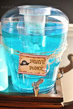 Princess Birthday Ideas Make your own lemonade and then add a drop or two of red food coloring to make Princess Punch!