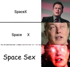Nias whomst say Space Sex