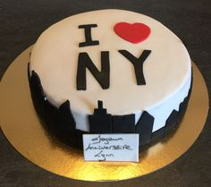 Birthday cake New York
