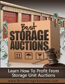 http://www.BestStorageAuctions.com - Learn how to position yourself at storage auctions, what to do with the treasures you find and learn what it really takes to make it in this business.