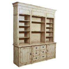 Found it at Wayfair - Apothecary 6 Drawer Cabinet in White