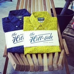 New Hill-side x Gitman Vintage Summer Collection