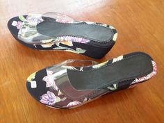 Wedges Encim Mika  Sz 38 Made by Order Reserved