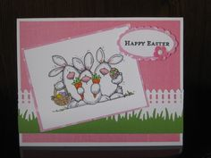 F4A217, Three Bunnies by jdmommy - Cards and Paper Crafts at Splitcoaststampers