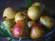 pears in spiced red wine syrup more pears pair pear recipes red wine ...