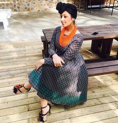 Khosi Nkosi dress