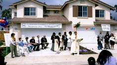 [Habitat for Humanity]  Mission: For families without homes. Architect: BBG Architects Project Value: $100,000/ In-kind donations of $50,000 Work Performed: two low cost housing units. Groundbreaking: October 1, 1998 Dedication: May 1999 Beds Added: 12