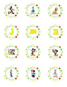 30 X Baby Shower Winnie Pooh Bear Edible Cupcake Toppers