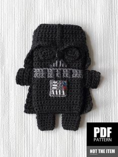 PDF PATTERN -Yoda - Star Wars - iPhone 5 crochet case (cozy, sleeve, cover)      *** ATTENTION! WARNING! READ THIS FIRST! ***  Do not buy