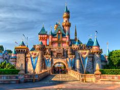 """...Disneyland is your land."" _Walt Disney"