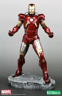 Iron Man Mark VII - ArtFX (Kotobukiya)