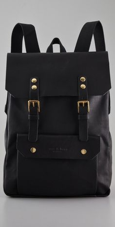 Rag & Bone Mountain Pack... I need this right now!!