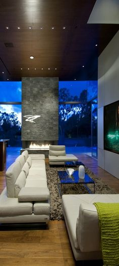 ♂ Luxury home summit house Beverly Hills http://www.whipplerussell.com/architecture/summit-house-beverly-hills