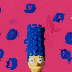 marge simpson by me