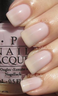 """""""Care to Danse"""" OPI NYC Ballet Soft Shades 2012 Collection Swatches!"""