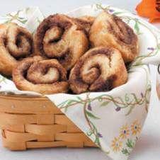 Homemade Jiffy Cinnamon Rolls Recipe | Holiday Cottage