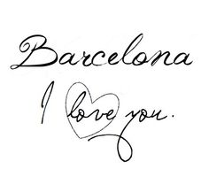 """I always think of you when I hear """"Barcelona"""". There is no other city abroad that I love more than it because you loved it so much. One day I'll visit it, promise. Always Thinking Of You, Barcelona Catalonia, Posters, My Love, City, Pictures, Places, My Boo, Always On My Mind"""