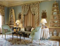 english country decorating | ... in the Hudson Valley: Colefax & Fowler - English Country House Style