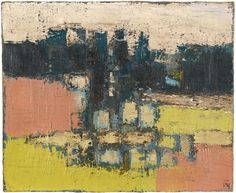 Nicolas de Staël,  COMPOSITION 23.62 X 28.74 in (60 X 73 cm) oil on canvas 1951