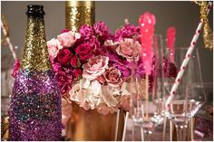 red bridal shower - Google Search