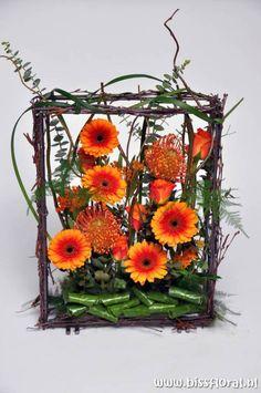 Prachtig in het #Oranje… | Floral Blog | Bloemen, Workshops en Arrangementen | www.bissfloral.nl