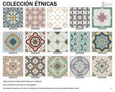 Colección Zelart Étnica