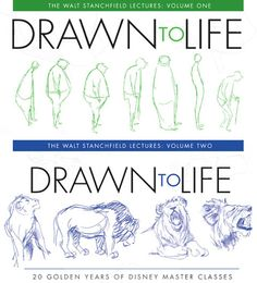Drawn to Life by Walt Stanchfield - Google Search