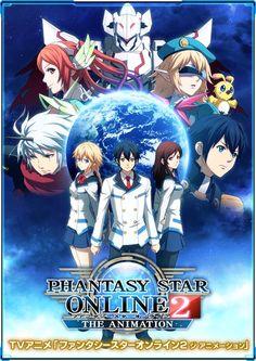 Sakura Doujin » 【Phantasy Star Online 2: The Animation】 2nd Promotional trailer released! | Sakura Doujin | Evil Entertainment