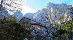 Bergtour auf die Schärtenspitze über Blaueishütte - Berchtesgadener Land Blog