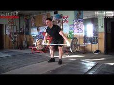 Rwanie, podrzut - Poprawna technika wykonywania - YouTube