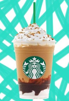 Starbucks has a new frappuccino!