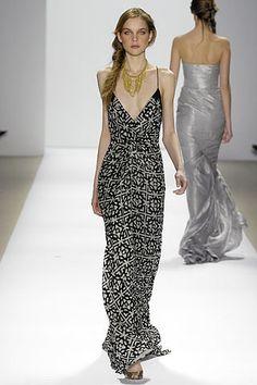 Nicole Miller Fall 2007 Ready-to-Wear Fashion Show - Kim Noorda