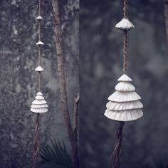 ceramic windchime