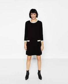 Image 1 of PEARL DRESS from Zara