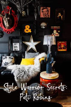 This home is a masterclass in moody interior design. We are sharing a full house. - Dark and Moody Interiors - Eclectic Living Room, Eclectic Decor, Living Room Decor, Modern Decor, Eclectic Design, Living Rooms, Decor Interior Design, Room Interior, Interior Decorating