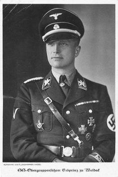 Genocide and Hi Fashion: The Hugo Boss Nazi Collection - Ww2 Uniforms, German Uniforms, Nazi Propaganda, Luftwaffe, Hugo Boss, War Medals, Germany Ww2, Hi Fashion, Fashion History