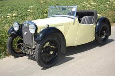 Austin 7 Nippy 1935. Maintenance/restoration of old/vintage vehicles: the material for new cogs/casters/gears/pads could be cast polyamide which I (Cast polyamide) can produce. My contact: tatjana.alic@windowslive.com