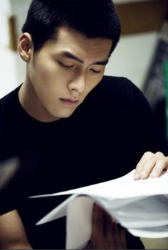 Hyun Bin as Dong Soo in Friends Our Legend. Talented and handsome as always <3