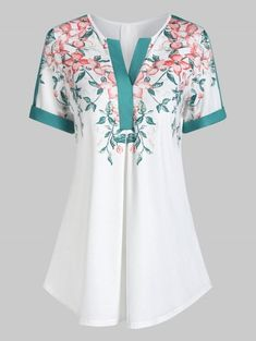 Fashion Clothing Site with greatest number of Latest casual style Dresses as well as other categories such as men, kids, swimwear at a affordable price. Moda China, Black Friday Shirts, Blouses For Women, T Shirts For Women, Clothing Sites, Mod Dress, Blouse Designs, Cool Style, Short Sleeve Dresses