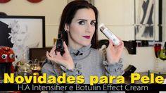 Pele perfeita | Anti-idade H.A. Intensifier Skinceuticals e Botulin Effect Funny Pins, Facial, Cream, Youtube, Hair, Beauty, Beauty Products, Creme Caramel