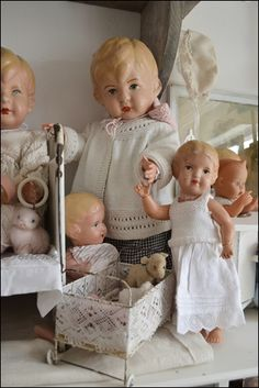**mijn pop Grietje** **Hand made dolls by Nelleke Hoffland**