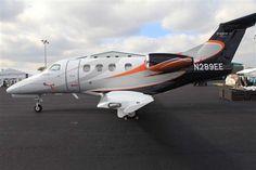 Embraer Phenom 100 @ NBAA 2012