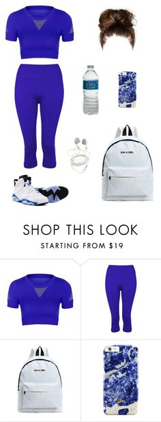 """""""Sport"""" by baaby-dooll ❤ liked on Polyvore featuring Topshop"""