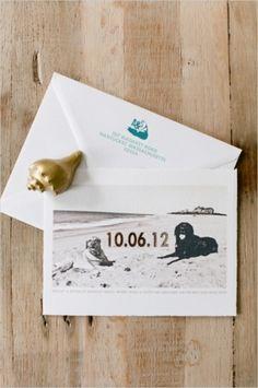 Wedding Invitations: photo by White Loft Studios on Wedding Chicks