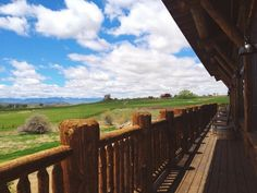 Be sure to check out Brush Creek #Ranch. Only a four our drive from Downtown #Denver.