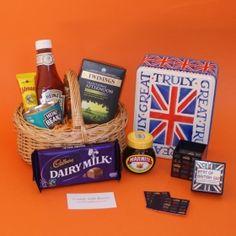 Best of British! (ugh marmite)
